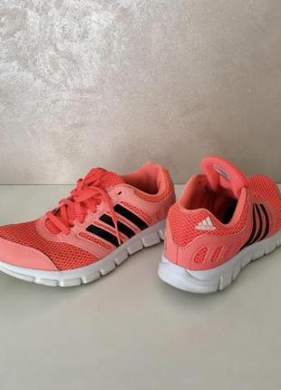 """Яркие кроссовки """"adidas """" оригинал"""