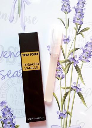 Tobacco vanille пробник- спрей 10мл, духи, парфюм, туалетная вода, парфуми