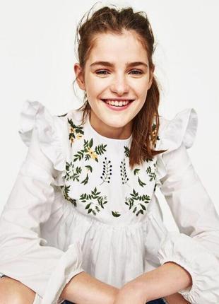 Рубашка - блуза zara