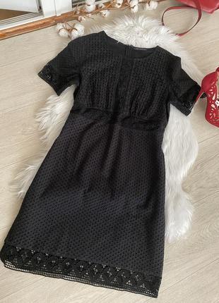 Платье из прошвы от m&s