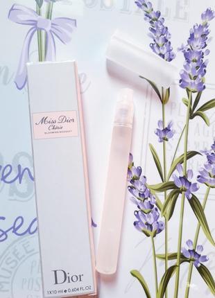 Miss blooming bouquet пробник- спрей 10 мд, духи, парфюм, туалетная вода, парфуми