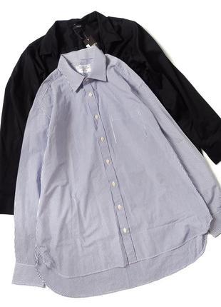 Котонова рубашка хxл ххxл  по стану нова  пог 65 см