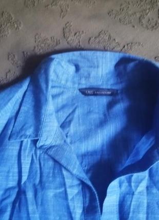 Платье- рубашка, 48-52р, marks&spenser