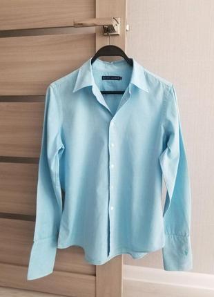 Рубашка женская ralph lauren размер м