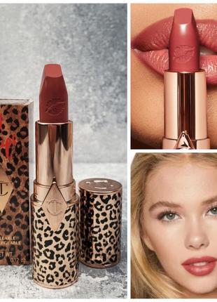 Помада charlotte tilbury hot lips 2 refillable rechargeable