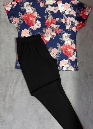 Пижама или костюм для дома, анг 10-12 (евро 38-40)
