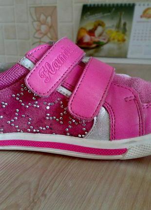 Кроссовки для девочки flamingo