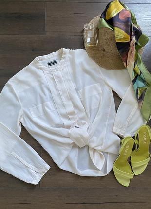 Блуза рубашка by malene birger