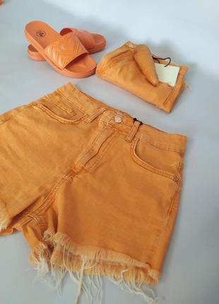 🍊 що на рахунок яскравих джинсових шортиків ?
