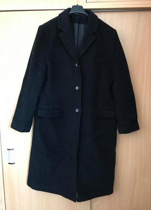 Bhs woolmark blend качественное супер пальто max mara cos zara h&m m&s