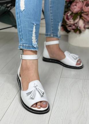 Натуральная кожа замша босоножки сандалии2 фото