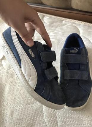 Оригинальные кроссовки puma 32 размер