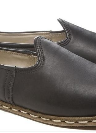 Кожаные туфли sabah,43 размер
