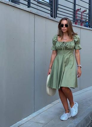 Женское красивое платье ( люкс качество)