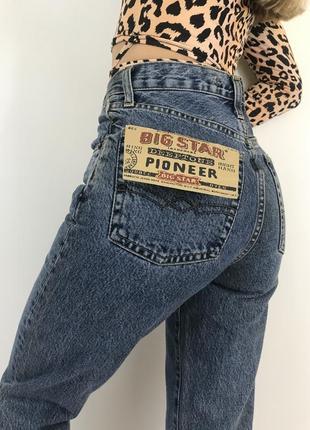 Новые женские джинсы big star, винтаж