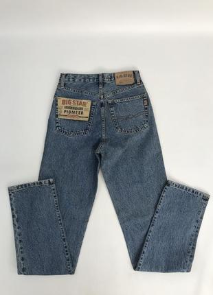 Новые женские джинсы big star, винтаж5 фото