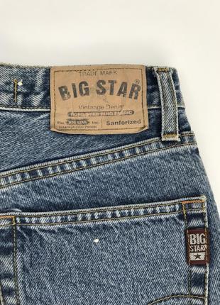 Новые женские джинсы big star, винтаж6 фото