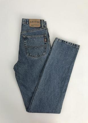 Новые женские джинсы big star, винтаж7 фото