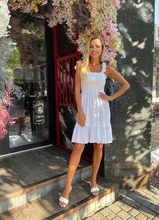 Сарафан сукня