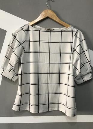 Нарядная футболка майка блуза