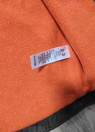 Курточка ветровка на флисе куртка камуфляж милитари2 фото