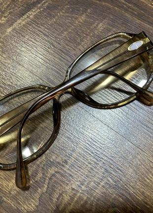 Винтажные очки christian dior4 фото