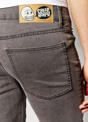Скинни джинсы cheap monday