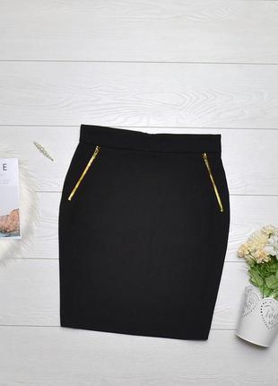 Чудова юбка з замочками h&m.