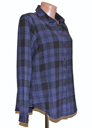 Рубашка байковая new look