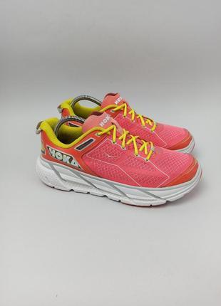 Кроссовки для бега hoka clifton размер 41 (26 см.)
