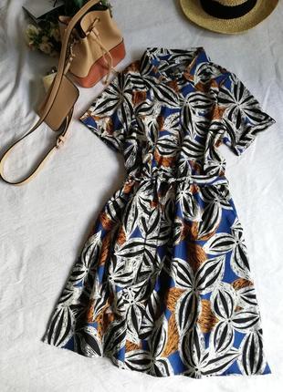 Сукня-сорочка під пояс, pep&co