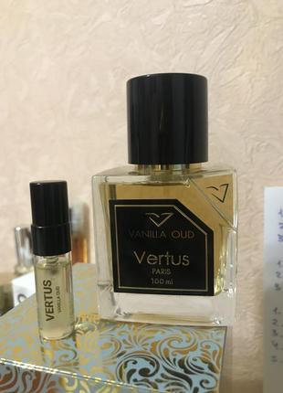 Отливант vertus - vanilla oud