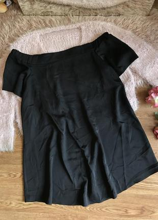 Свободное платье-туника(16р)2xl