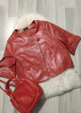 Kello куртка натуральная кожа