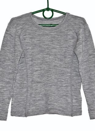 Шерстяная футболка cubus на рост 110-116 см
