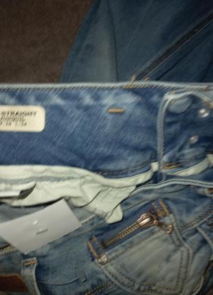 Фирменные новые женские штаны джинсы стрейчевые6 фото