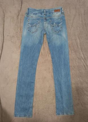 Фирменные новые женские штаны джинсы стрейчевые4 фото