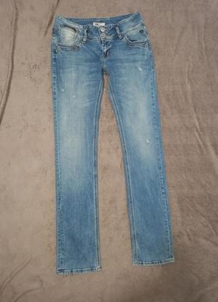 Фирменные новые женские штаны джинсы стрейчевые