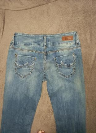 Фирменные новые женские штаны джинсы стрейчевые5 фото