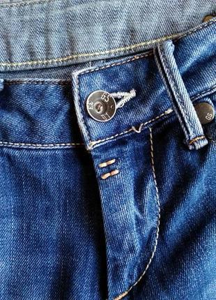 "G-star raw denim  прямые джинсы ""midge""3 фото"