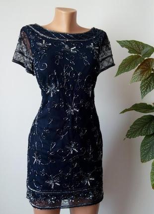 Платье 50 52 размер мини нарядное трендовое бюстье новое в стиле великий гэтсби