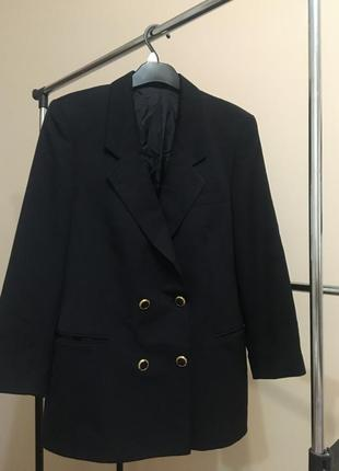 Двубортный пиджак delmod