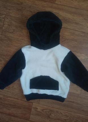 Джемпер кофта худи для мальчика.