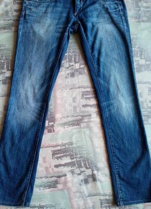 "G-star raw denim  прямые джинсы ""midge""10 фото"