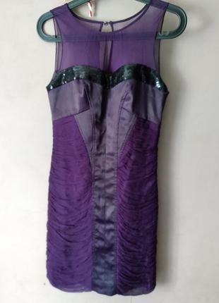 Платье шелк 100% moschino