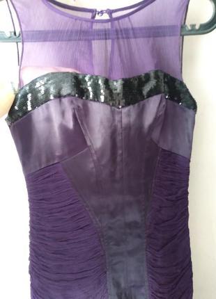 Платье шелк 100% moschino3 фото