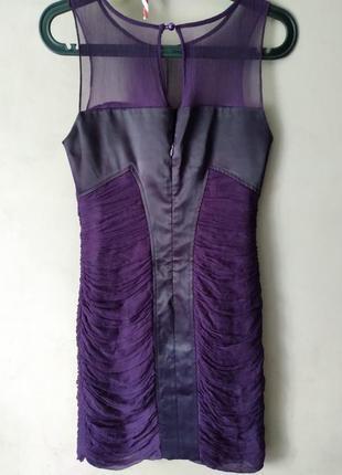 Платье шелк 100% moschino2 фото