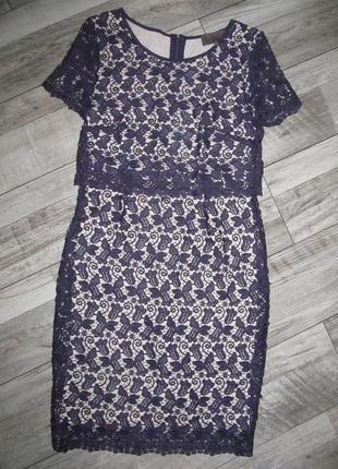 Great plains премиум линейка кружевное платье р. м1 фото