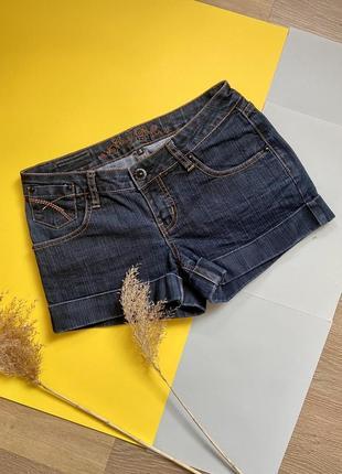 Джинсовые шорты идеальные 😍 с подкатами