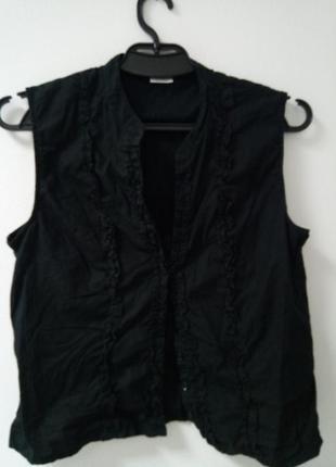 Стильная рубашка летняя блузка-сорочка